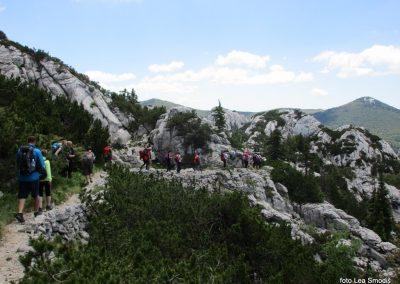 109 VELEBIT Zavižan-Alan, 11. junij 2017, 13.17