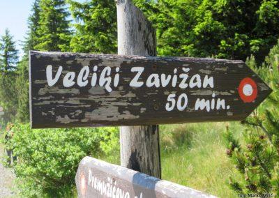 13 VELEBIT Zavižan-Alan, 11. junij2017, 10.08