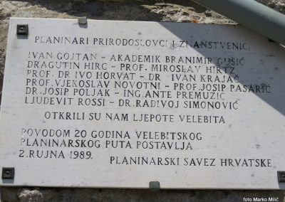 38 VELEBIT Zavižan-Alan, 11. junij2017, 12.57