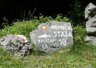 85 VELEBIT Zavižan-Alan, 11. junij 2017, 15.57
