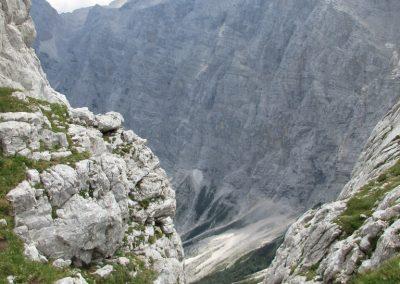 069 Luknja-Bovški Gamsovec, 11.05-001