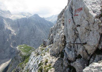 101 Luknja-Bovški Gamsovec, 13.13-001