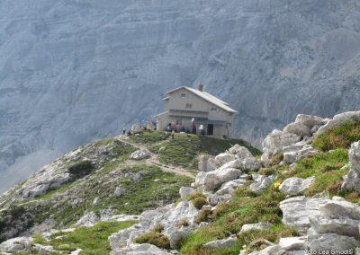 149 Pogačnikov dom na Kriških podih 2052m, 16.10-001