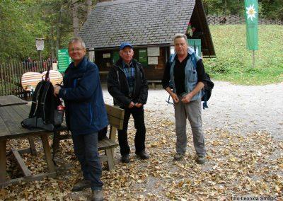 010 Bärenschutzklamm-Hochlantsch, 8.10.2017-8.42