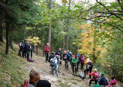 116 Bärenschutzklamm-Hochlantsch, 8.10.2017-14.53