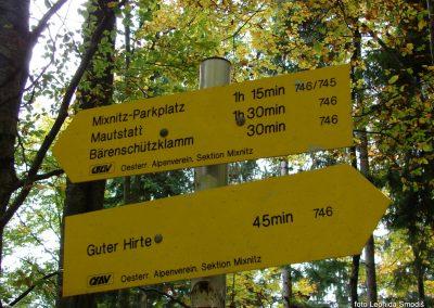 120 Bärenschutzklamm-Hochlantsch, 8.10.2017-15.04