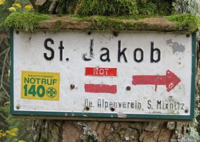 62 malo pred kočo 'Steirer Jokl', 12.07