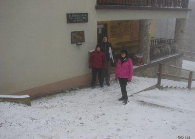 32 Vzpon na Resevno - Planinski dom na Resevni, 10.12