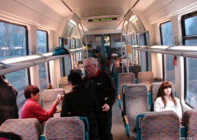 57 Vzpon na Resevno - na vlaku - potujemo domov, 14.50