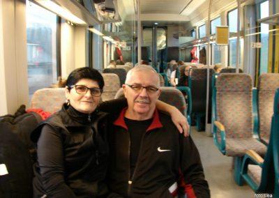 58 Vzpon na Resevno - na vlaku - potujemo domov, 14.53