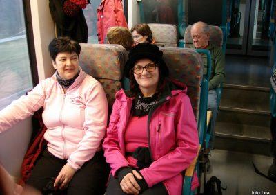 59 Vzpon na Resevno - na vlaku - potujemo domov, 14.56