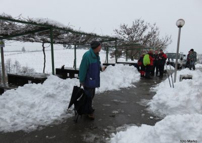 64 Zimski pohod na Jeruzalem, 8. februar 2018