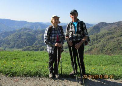 020 razled s travnika pri kmetiji Mežnar, 960m, 9.01