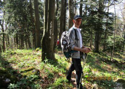 049 s Tolstega vrha proti Čreti, 10.31