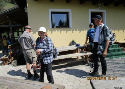 076 planinski dom na Čreti, 875m, 11.57
