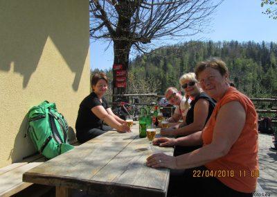 079 planinski dom na Čreti, 875m, 12.00