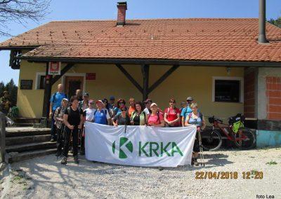 084 planinski dom na Čreti, 875m, 13.20
