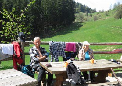 37 Planinski dom na Čreti, 875m, 12.32