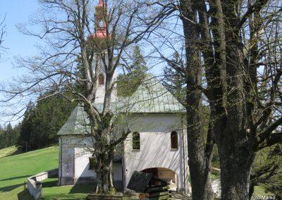 46 cerkev Sv. matere Božje, 944m, 13.43