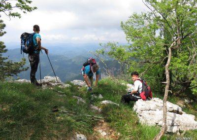 17 vrh Krokar, 1122m, 10.20