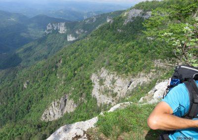 20 vrh Krokar, 1122m, 10.22