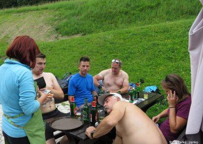 38 počitek pri kmetiji Rogar, 1250m, 13.17