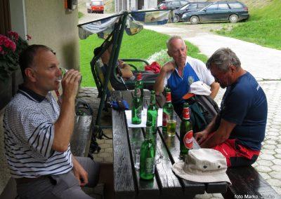 39 počitek pri kmetiji Rogar, 1250m, 13.18
