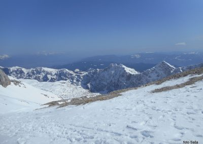 54 Zimski vzpon na Triglav, 8. april 2018