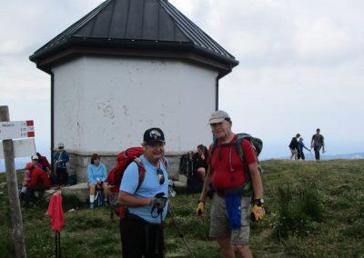 150 na vrhu Matajurja