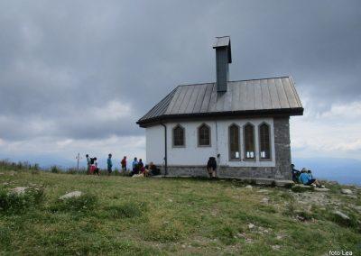 153 na vrhu Matajurja