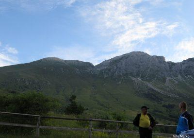 57 Krn in Batognica s planine Kuhinja