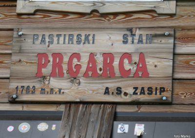 017 planina Zgornja Krma, pastirski stan Prgarca - 1763m, 12.01