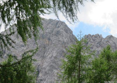022 Veliki Draški vrh - 2240m
