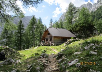 029 planina Zgornja Krma, pastirski stan Prgarca - 1763m, 11.49