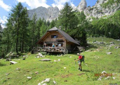 031 planina Zgornja Krma, pastirski stan Prgarca - 1763m, 11.50