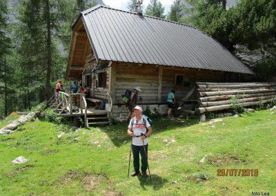 035 planina Zgornja Krma, pastirski stan Prgarca - 1763m, treba bo na pot, 12.20