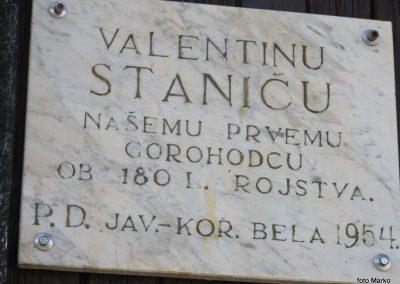 054 Dom Valentina Staniča - 2332m