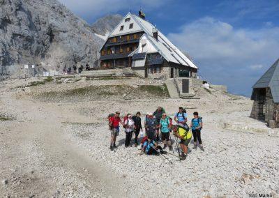 099 Triglavski dom na Kredarici - 2515m, treba bo v dolino, 9.58