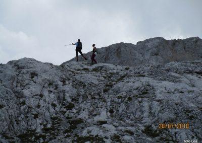 102 grebenska pot na Rjavino, 15.03