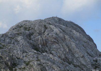 141 Visoka Vrbanova špica - 2405m