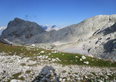 142 Pogled nazaja na Rjavino - 2532m, 18.09