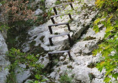 004 proti trdnjavi Fort Herman - pot za kaznovanje vojakov, 9.16