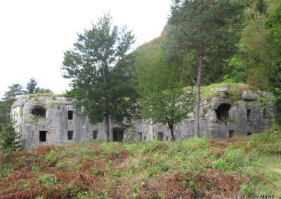 10 trdnjava Fort Herman, 10.05