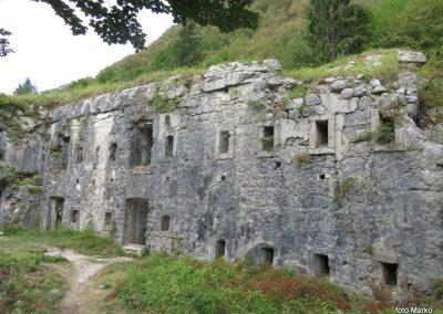 11 trdnjava Fort Herman, 10.06