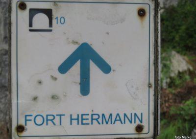 12 trdnjava Fort Herman, 10.06