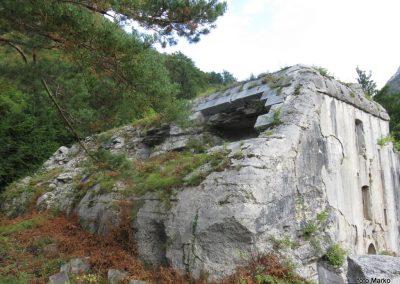 14 trdnjava Fort Herman, 10.12