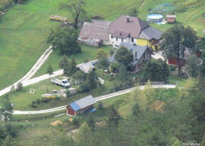 15 pogled v dolino s trdnjave Fort Herman, 10.12