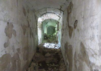18 v notranjosti trdnjave Fort Herman, 10.19
