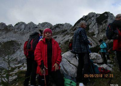 047 vzpon na Kamnitega lovca, 12.23