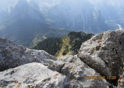 070 na vrhu Kamnitega lovca, 2071m, 13.00